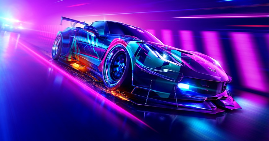 《极品飞车21:热度》成EA旗下首款支持跨平台联机游戏