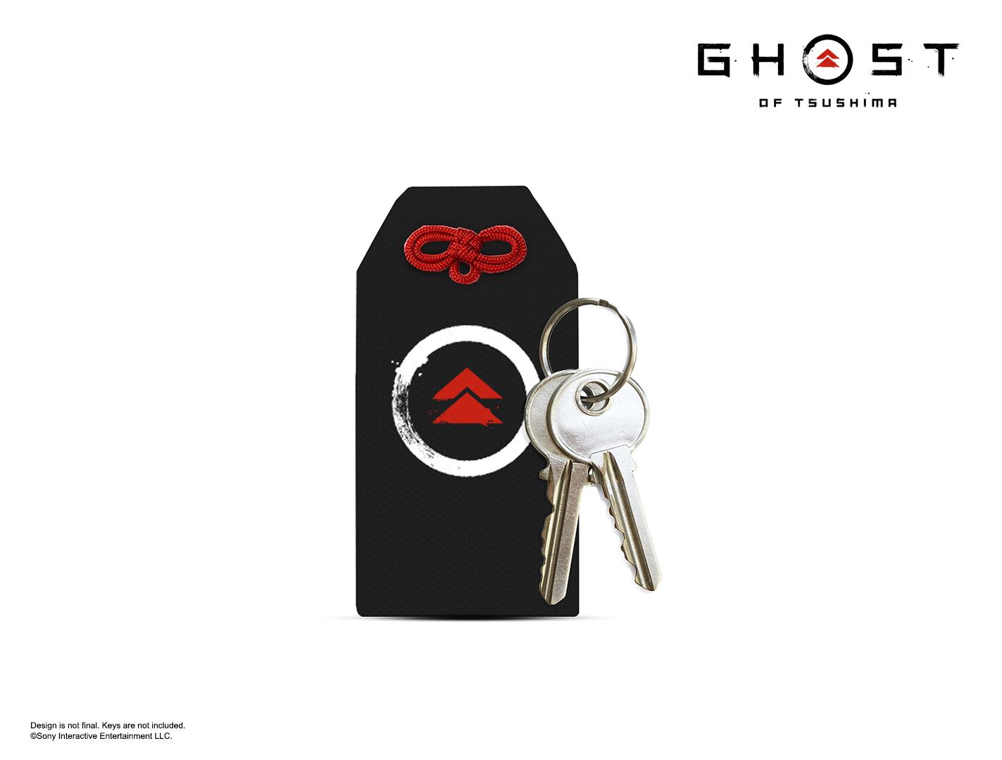 《对马岛之鬼》港版实体版6月10日预订开启 送钥匙扣