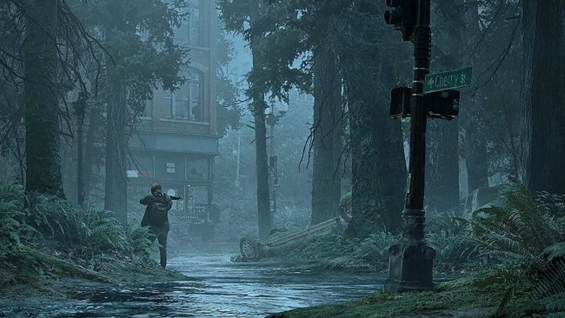 《最后的生还者2》首日更新 将加入照相模式等功能