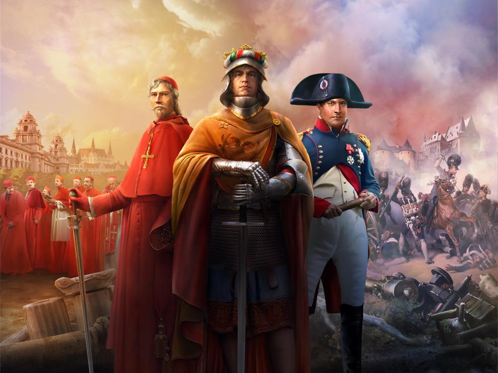 P社《欧陆风云4》全新DLC《皇帝》发售 预告片公开