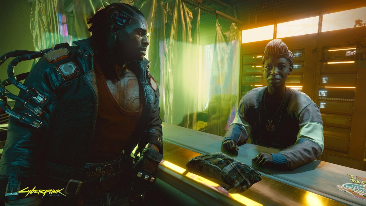 《赛博朋克2077》更多细节:像是老滚5与电子争霸