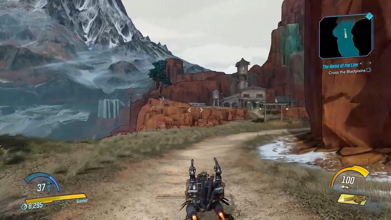 IGN游戏之夏:《无主之地3》战役DLC浴血镖客15分钟演示