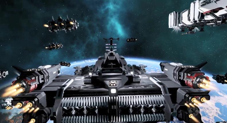 IGN《双重宇宙》预告片公开:舰队集结驰骋宇宙!