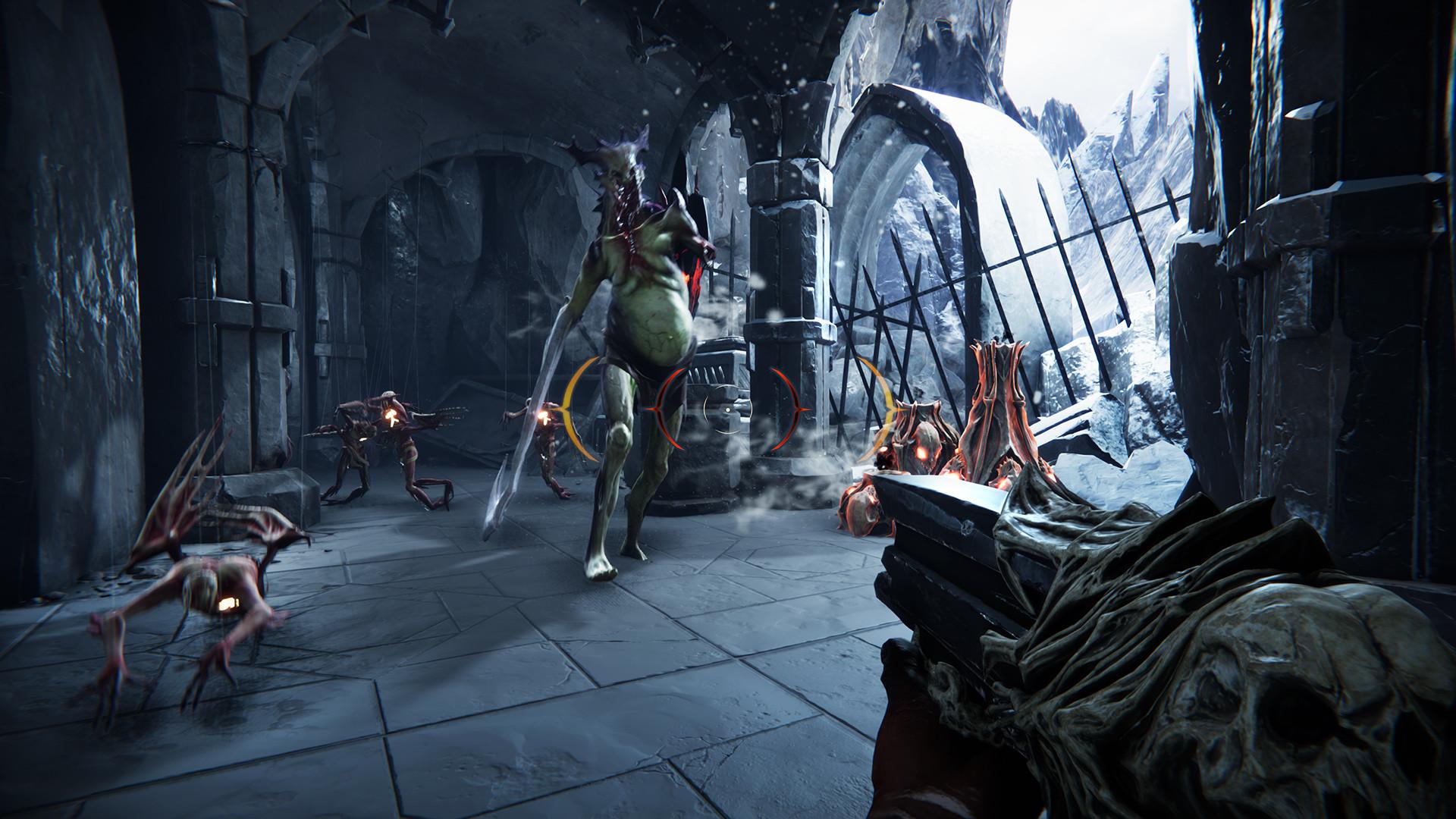 节奏FPS《重金属:地狱歌手》上架Steam 支持简中