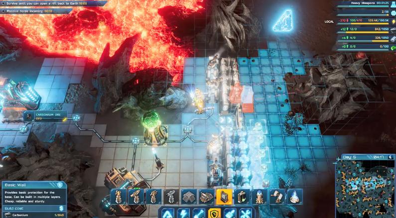 IGN游戏之夏:《裂缝破坏者》展示建造、战斗玩法