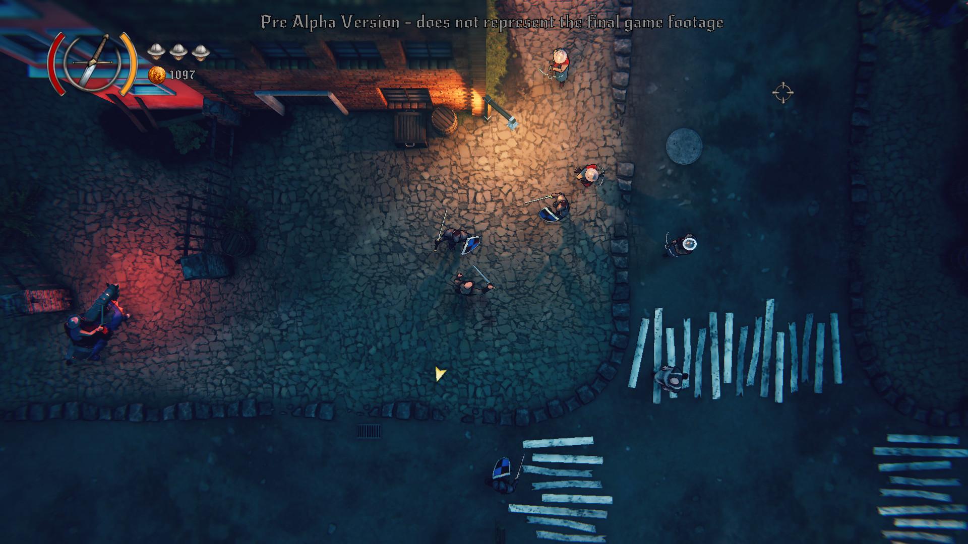 IGN游戏之夏:中世纪GTA《侠盗猎马人》实机演示