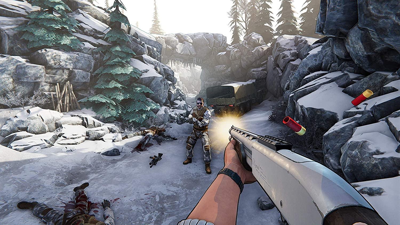 卡通渲染风格FPS《杀手13:重制版》11月10日发售