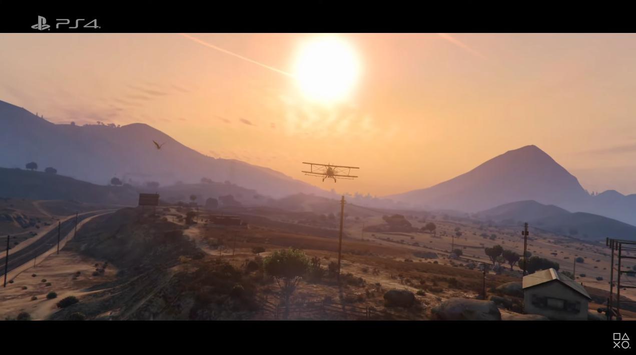 PS5游戏发布会:《GTA5》2021年登陆PS5平台