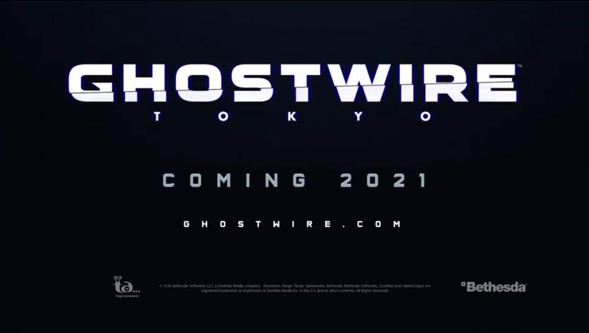 PS5游戏发布会:《幽灵线:东京》2021年发售