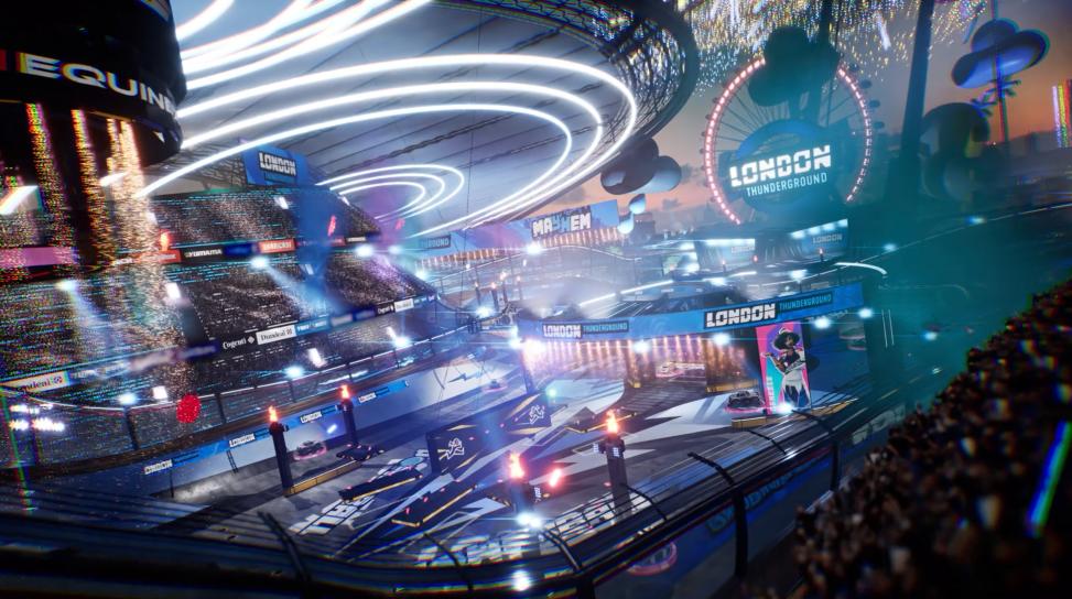 PS5游戏发布会:《Destruction AllStars》PS独占