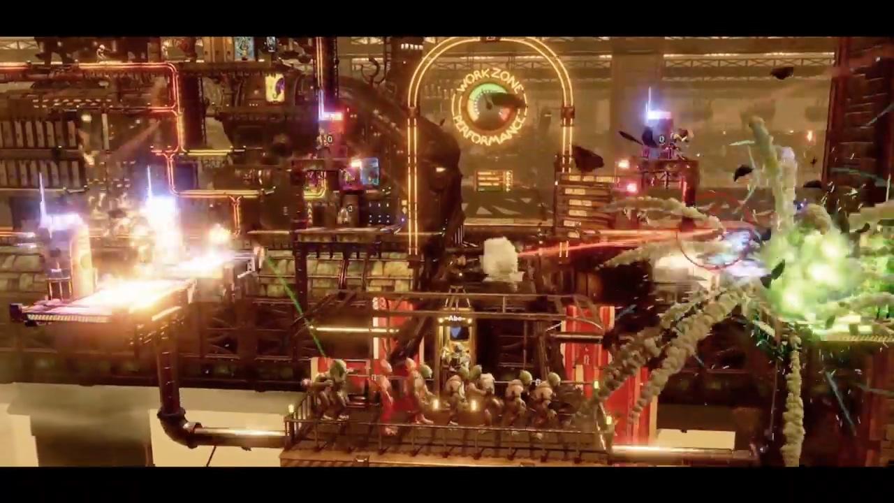 《奇异世界:灵魂风暴》采用了全新的故事叙述方式