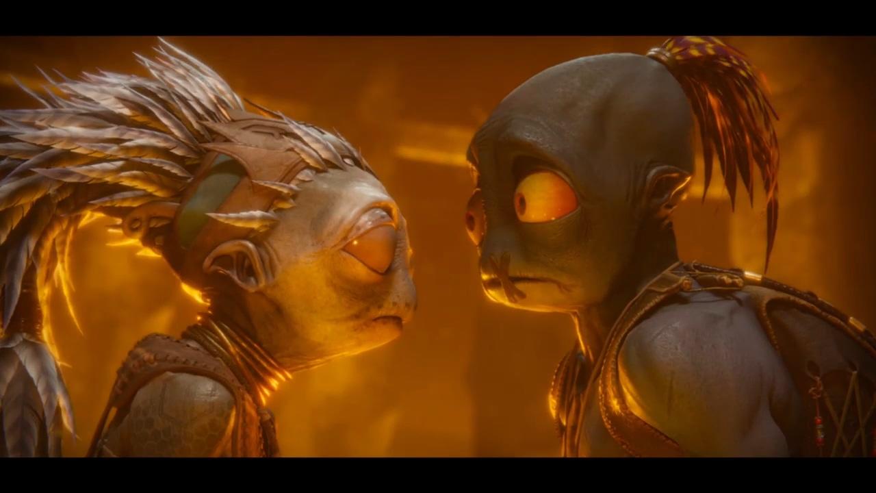 PS5发布会:《奇异世界:灵魂风暴》发布新预告