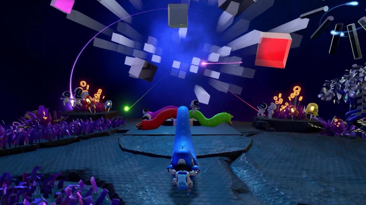 PS5游戏发布会:《Astro's Playroom》公布