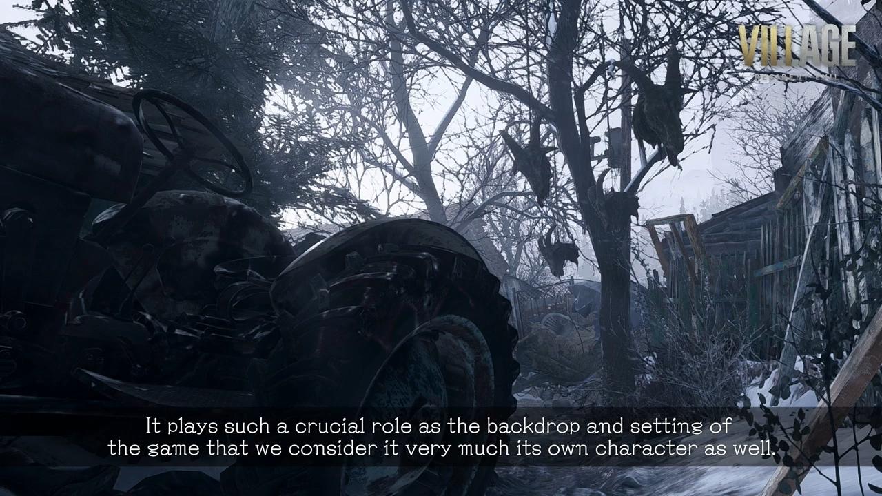《生化危机8》新视频:无载入时间、物品栏系统