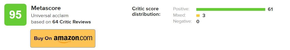35家媒体为《最后的生还者2》打出满分 仅有3个低分
