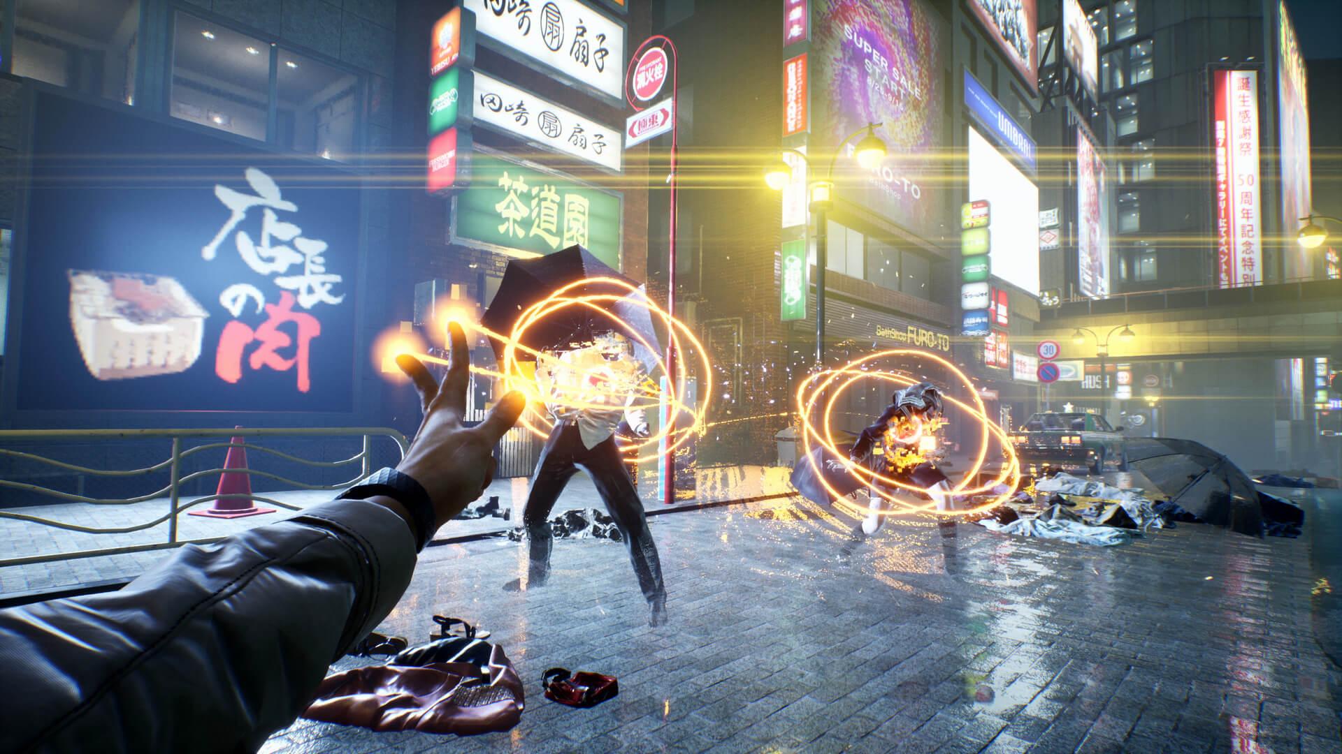 《幽灵线:东京》首批截图 三种主要恶灵公布