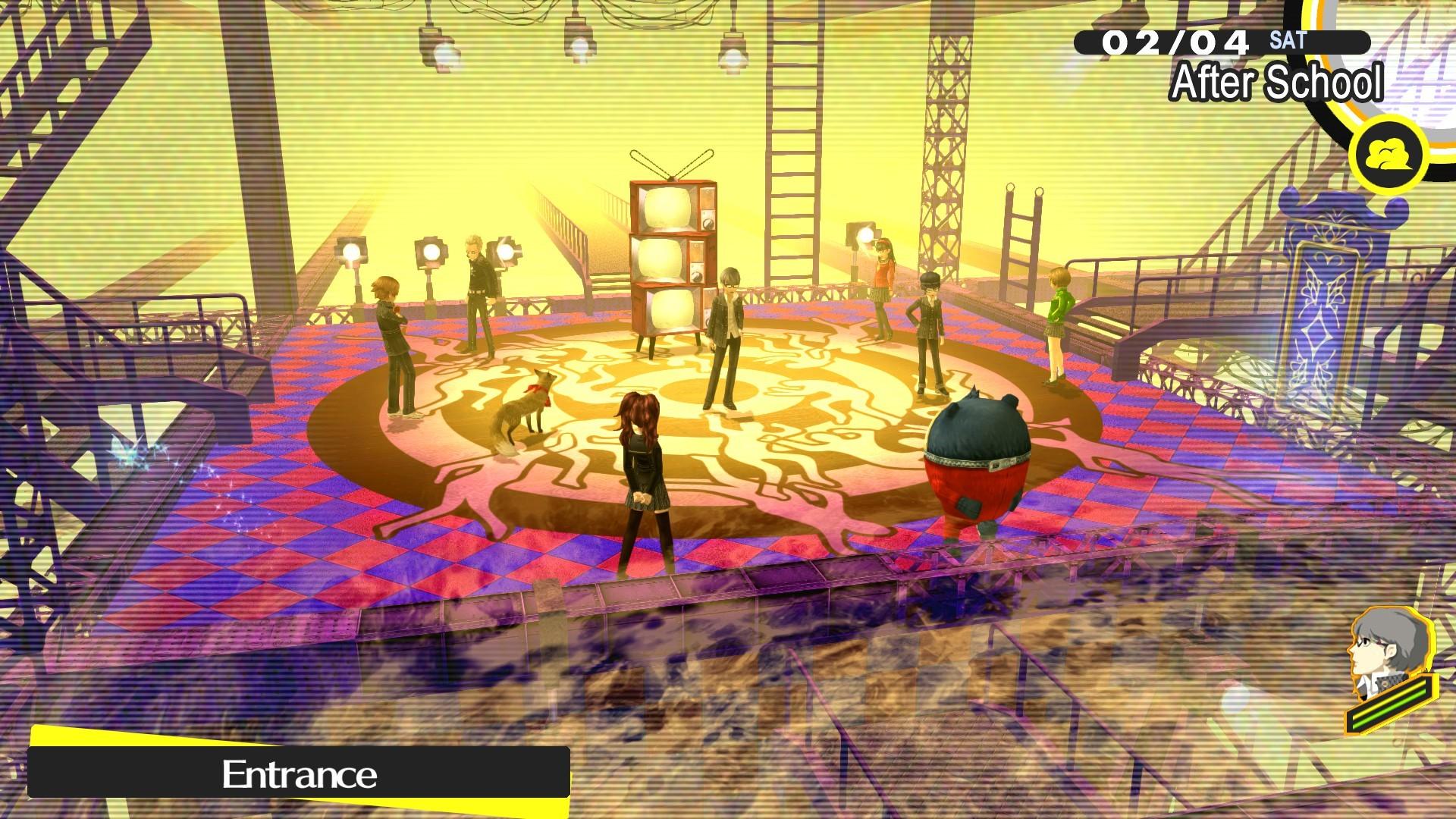 《女神异闻录4:黄金版》现已登陆Steam发售 国区125元