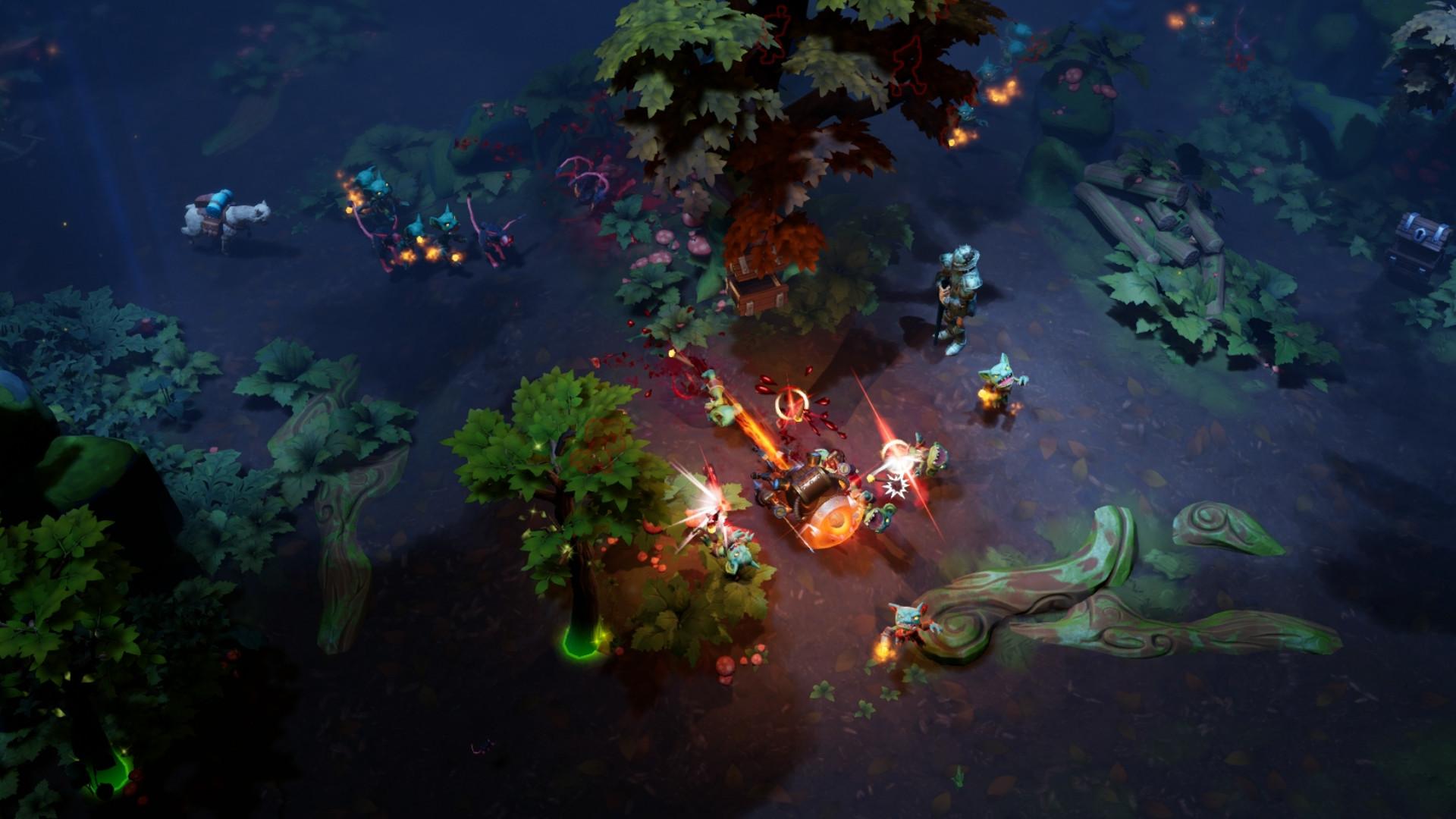 PC游戏展:《火炬之光3》宣传片 现已上架Steam