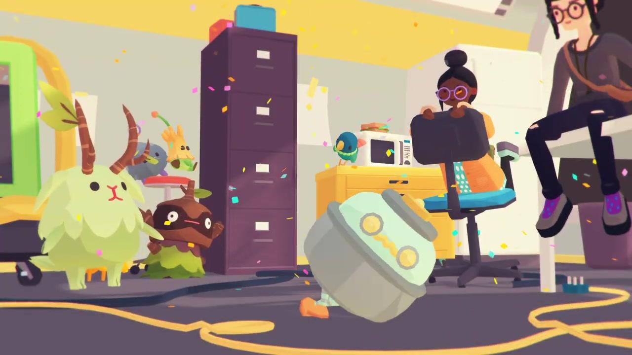 PC游戏展:《蔬菜精灵》夏季以抢先体验形式推出