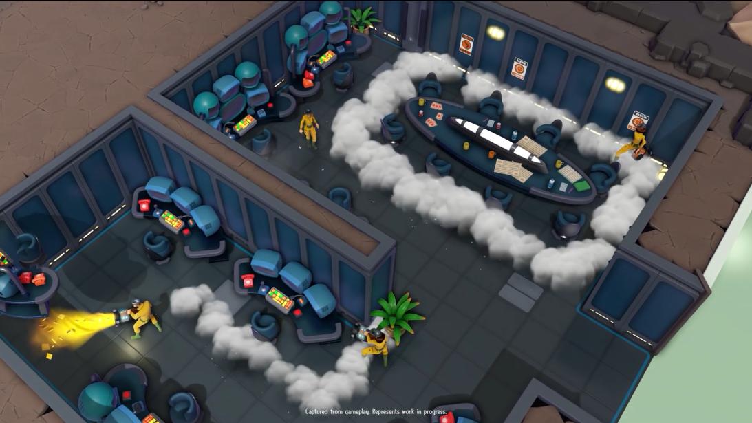 PC游戏展:《邪恶天才 2》新宣传片 现已上架Steam