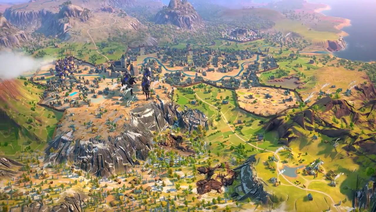 PC游戏展:《人类》开发环节进入Opendev