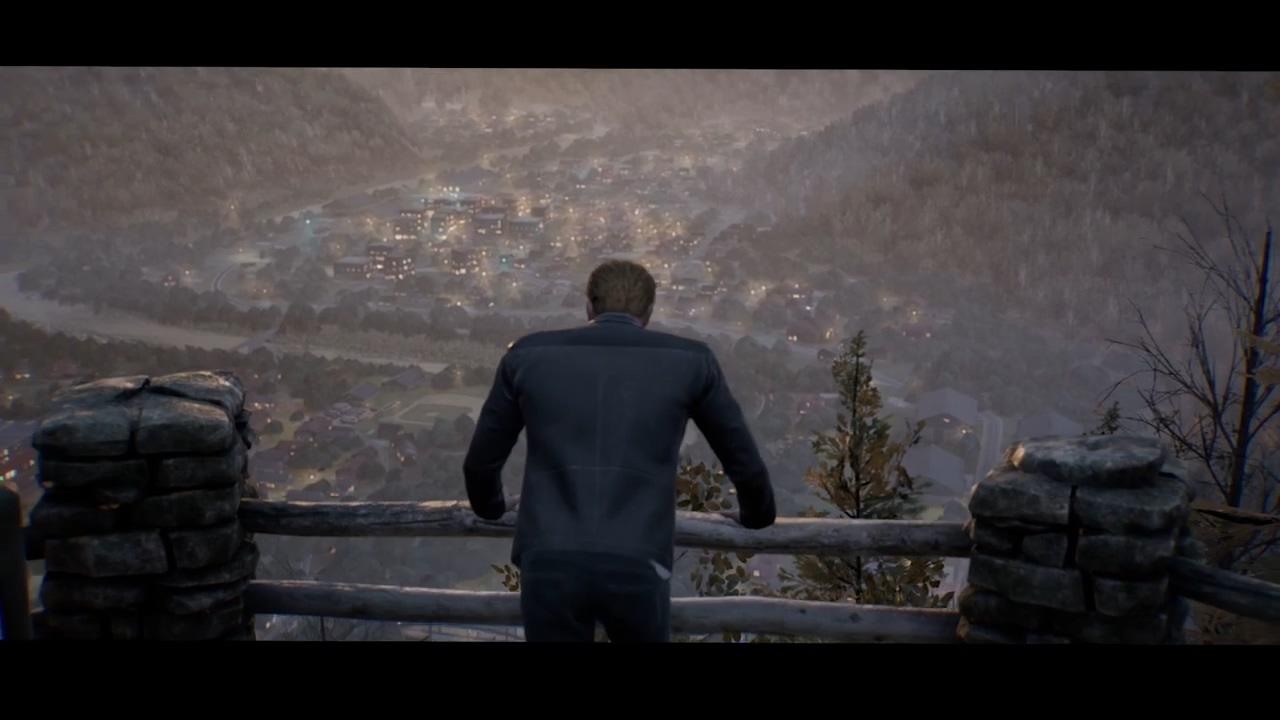 PC游戏展:心理惊悚游戏《双镜》新预告片