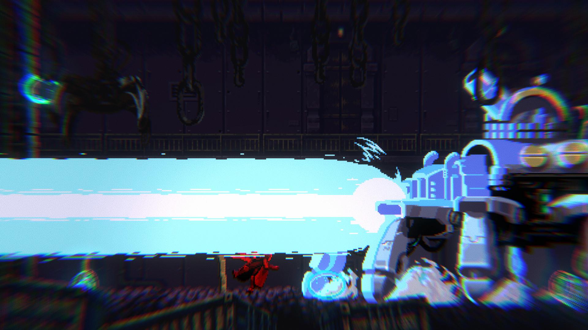 Guerrilla游戏展:蒸汽朋克像素ACT《Gestalt》新预告