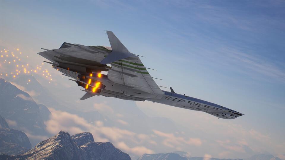 皇牌空战竞争者 PC平台空战新作《僚机计划》宣布