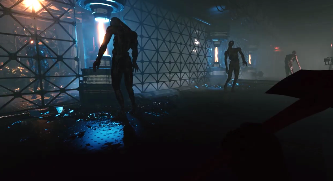 未来游戏展:PS5《量子误差》游戏实机预告公开 第一人称射击新作