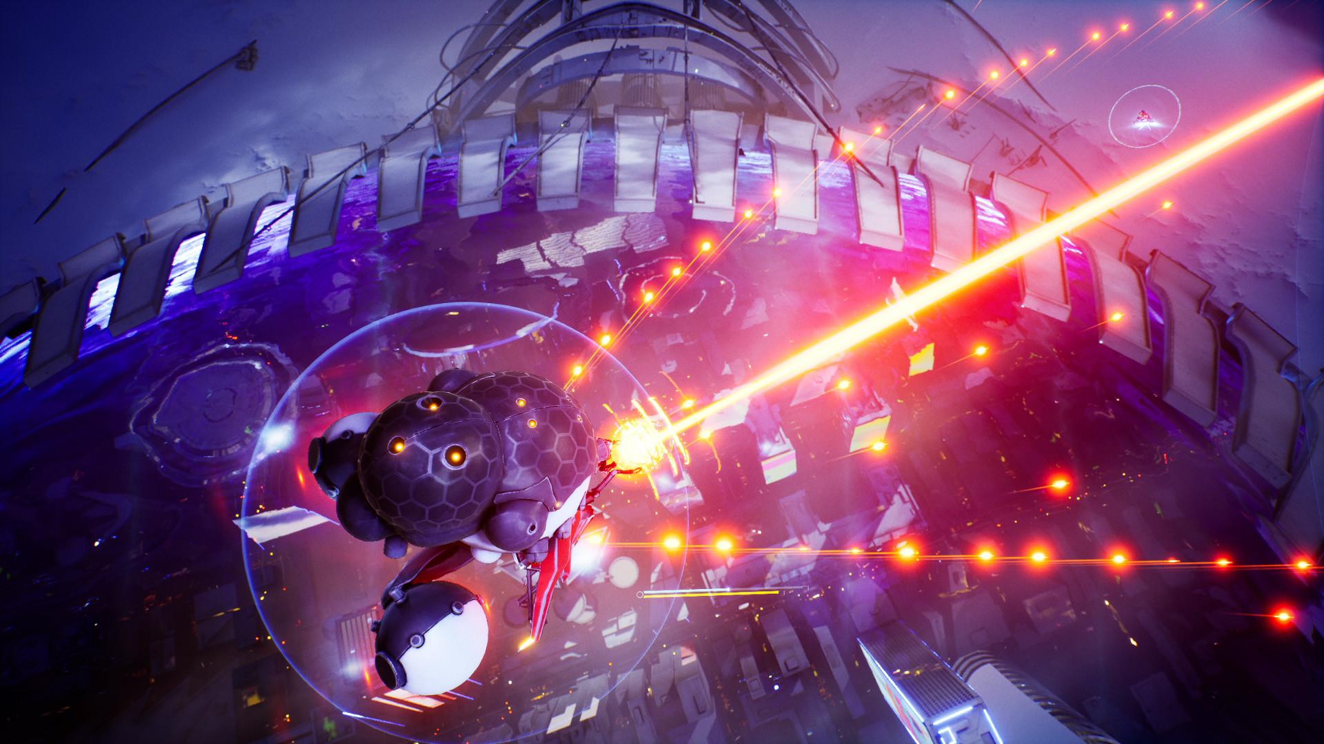 未来游戏展:超酷射击新游《Cygni: All Guns Blazing》最新预告