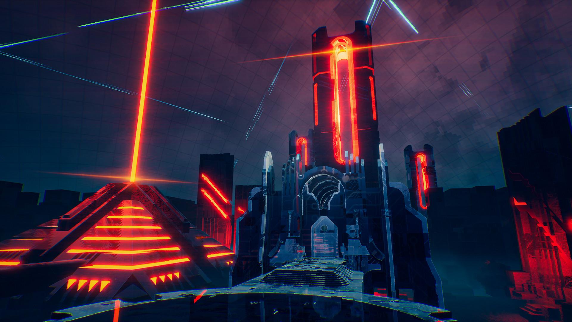 未来游戏展:赛博朋克跑酷《幽灵行者》展示实机画面