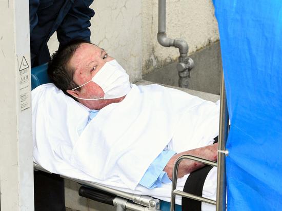京阿尼事件嫌犯治疗费用或达2亿日元 全部由国家和地方负担