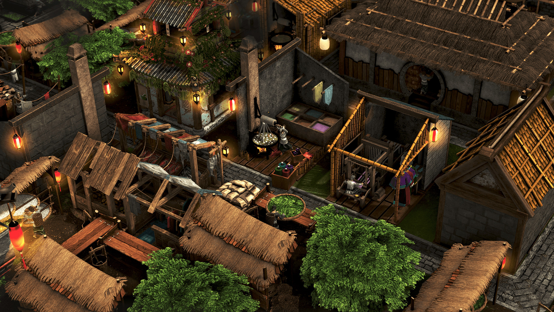 《要塞:军阀之战》发售日公布 支持中文和国语配音