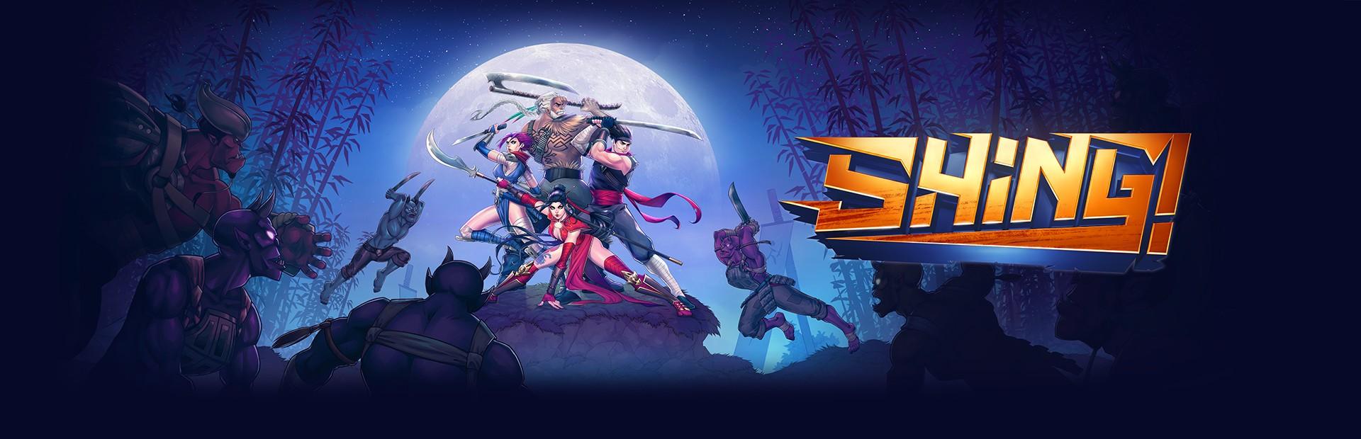 IGN游戏之夏:清版动作游戏《Shing》玩法演示 Q3发售
