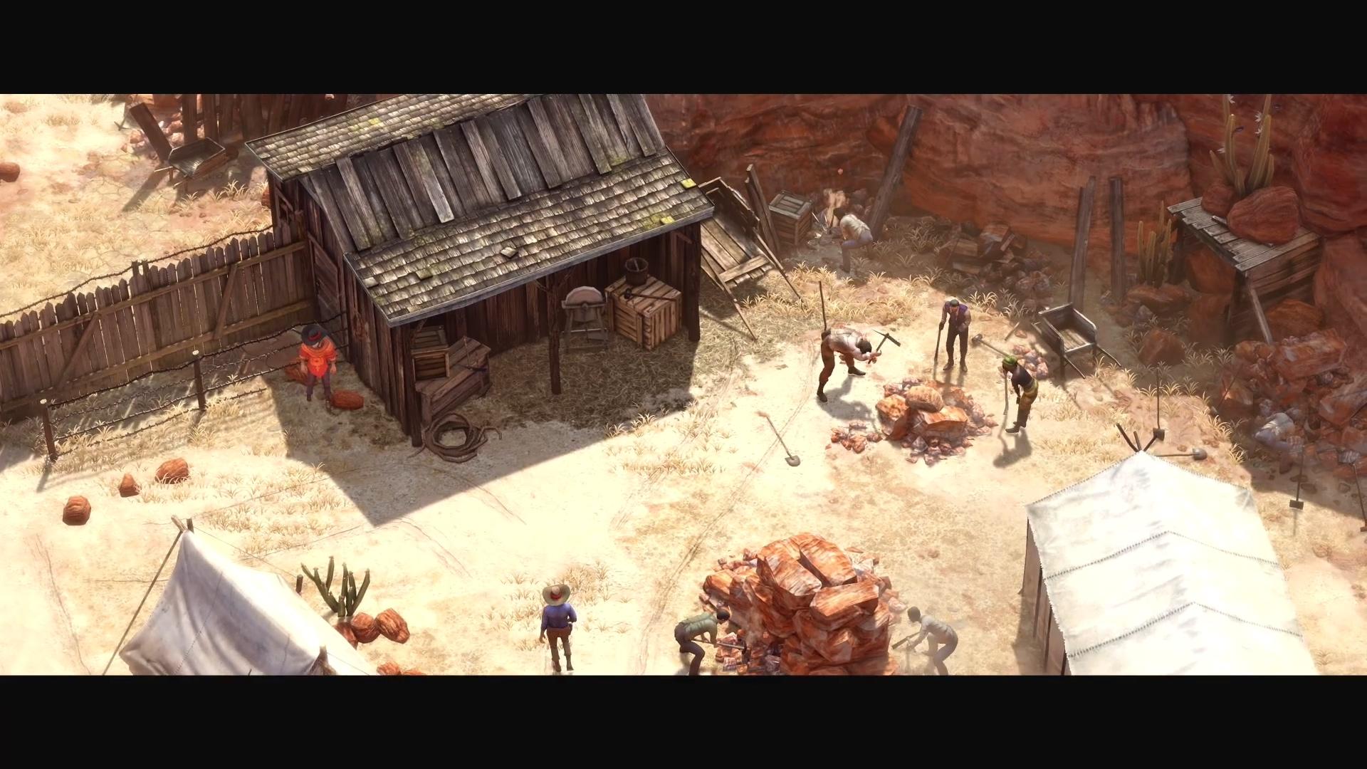 《赏金奇兵3》上市预告 享受西部战术的快感