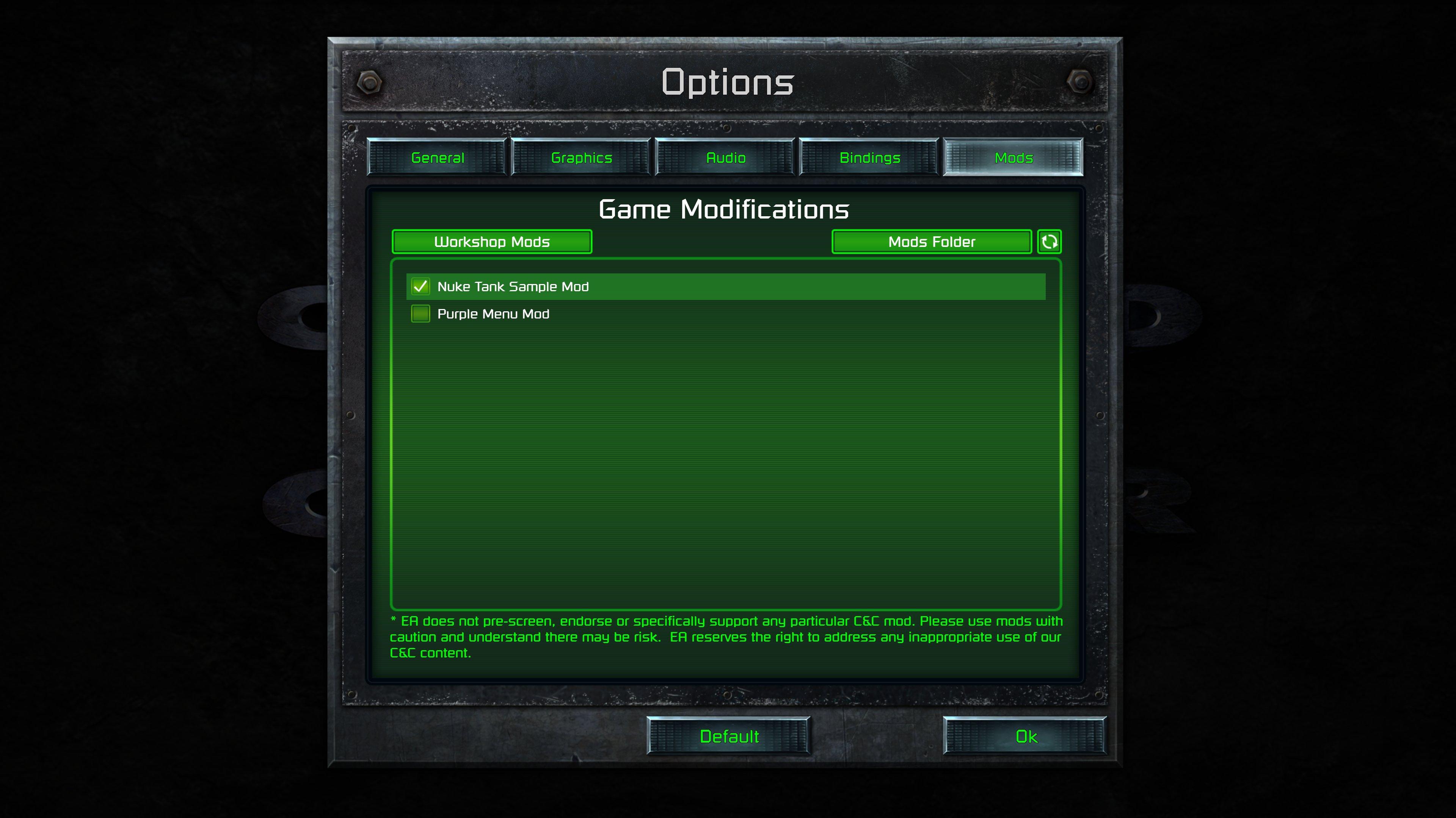 《命令与征服:重制版》Steam上MOD已超过2000个