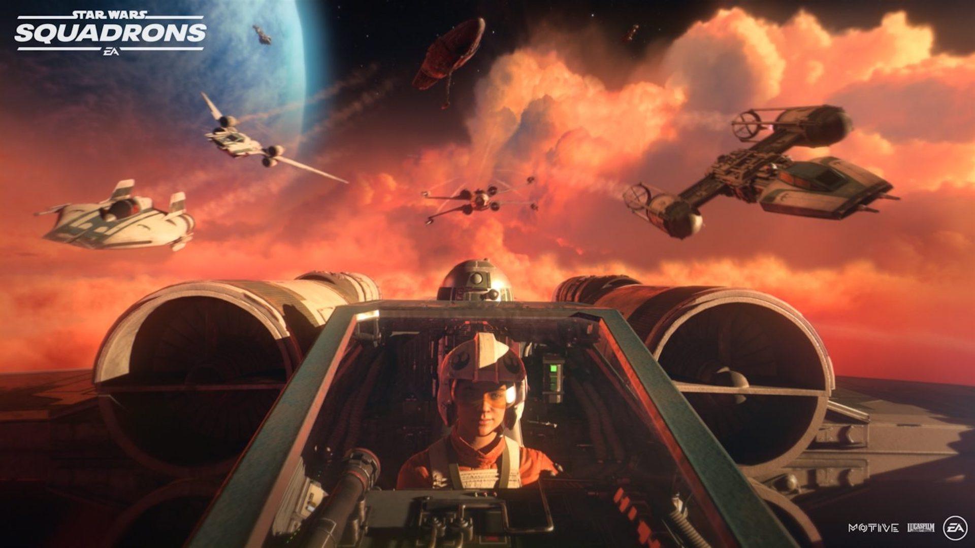 《星球大战:战机中队》将没有微交易 皮肤只能通过游玩解锁