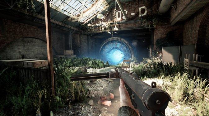 虚幻4打造新FPS《INDUSTRIA》PC试玩版推出