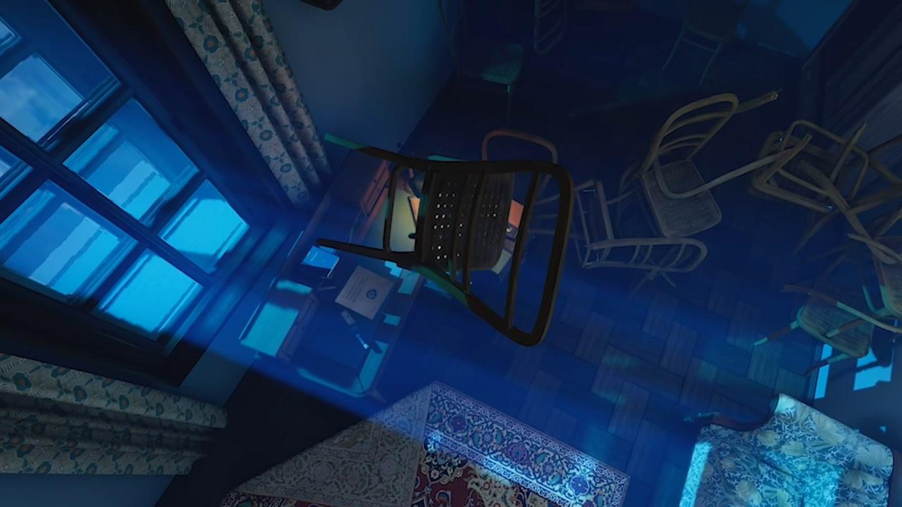 第一人称冒险《变形记》最新预告 试玩版已上线