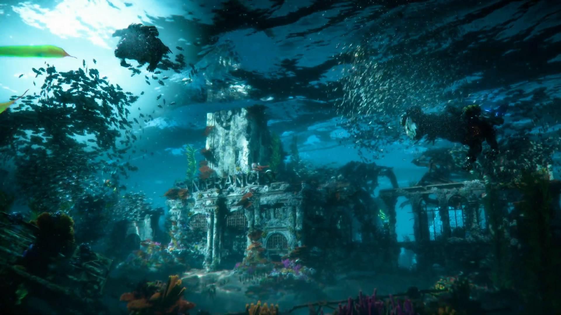 《地平线2:禁忌西部》几乎无加载画面 2021年内
