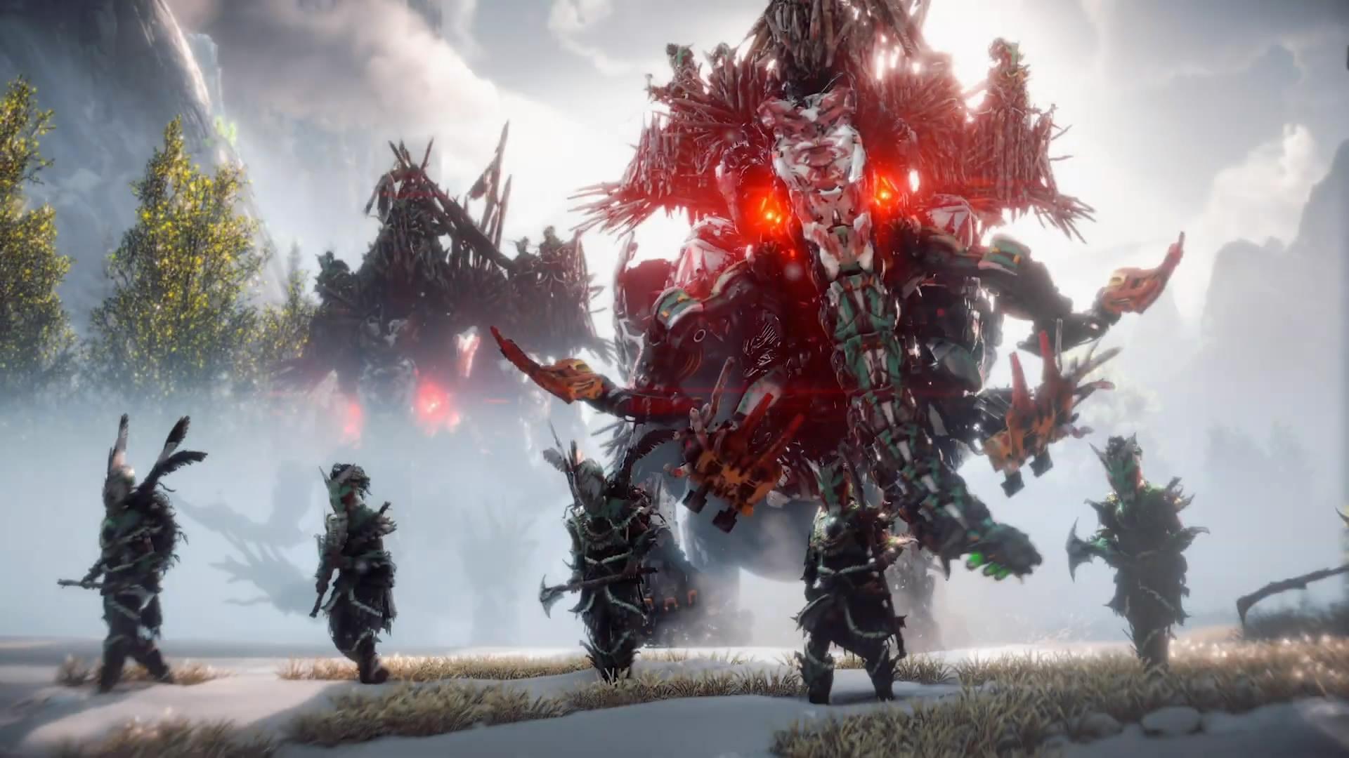 《地平线2:禁忌西部》几乎无加载画面 2021年内发售