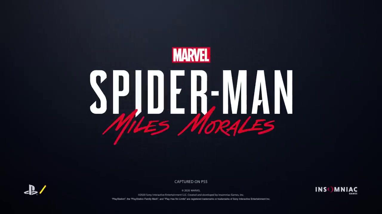 PS5漫威蜘蛛侠新作有望与前作加强版同捆销售