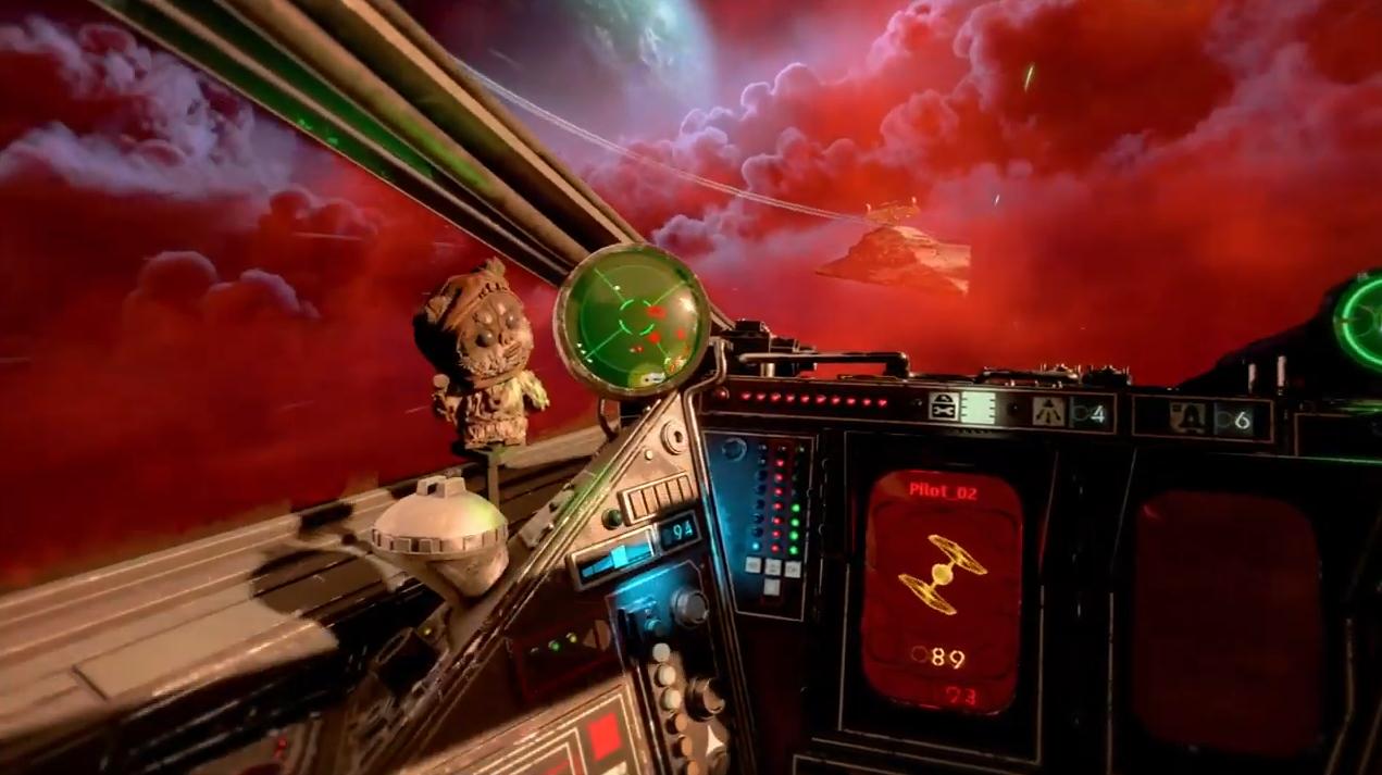EA Play:《星球大战:战机中队》实机演示首度公开
