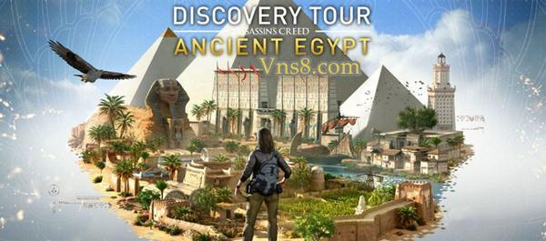 电玩游戏的教育功能测评:《刺客信条:古希腊发现之旅》