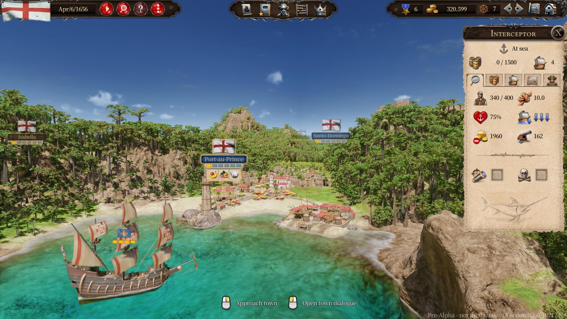 《海商王4》Steam开启预购 国区188元支持简中