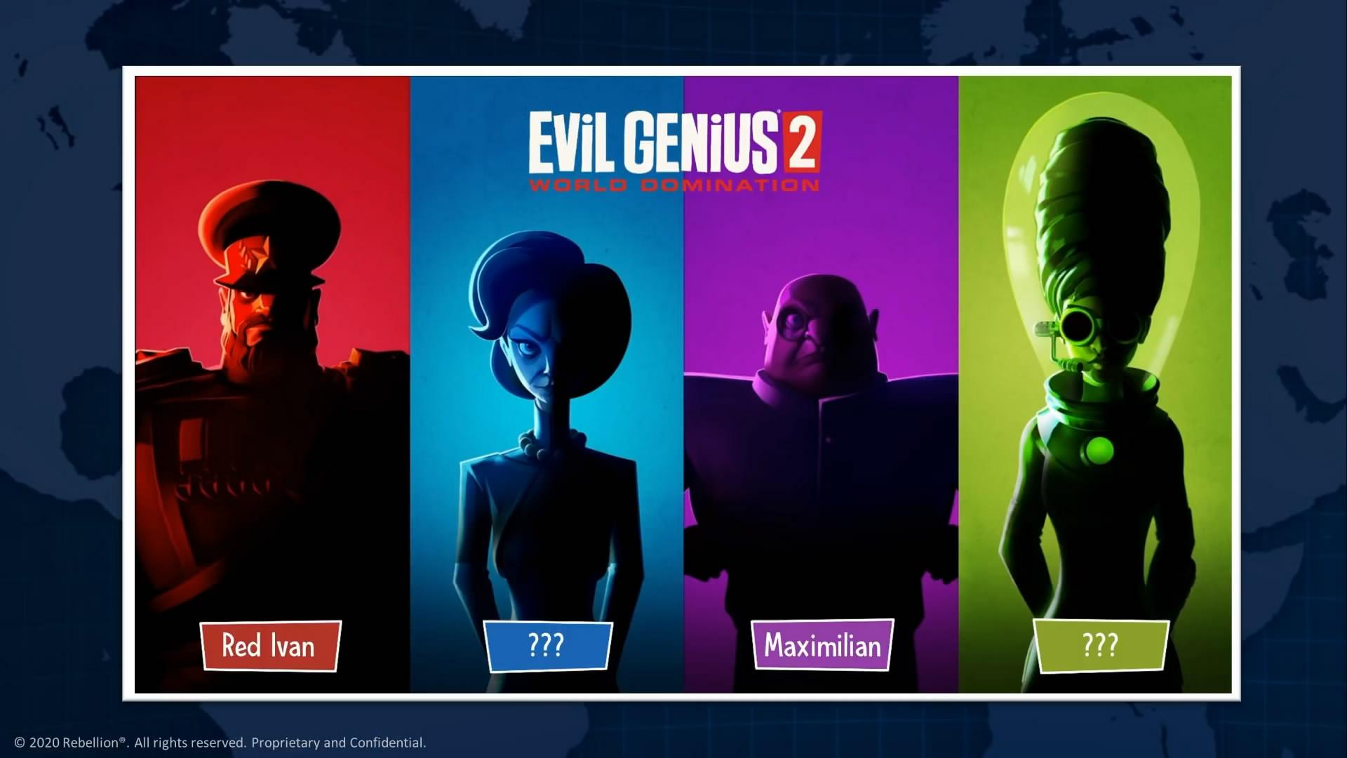 《邪恶天才2》受疫情影响宣布跳票 改为2021年发售