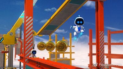 PSVR简中版《宇宙机器人:搜救行动》7月1日上市 售价148元