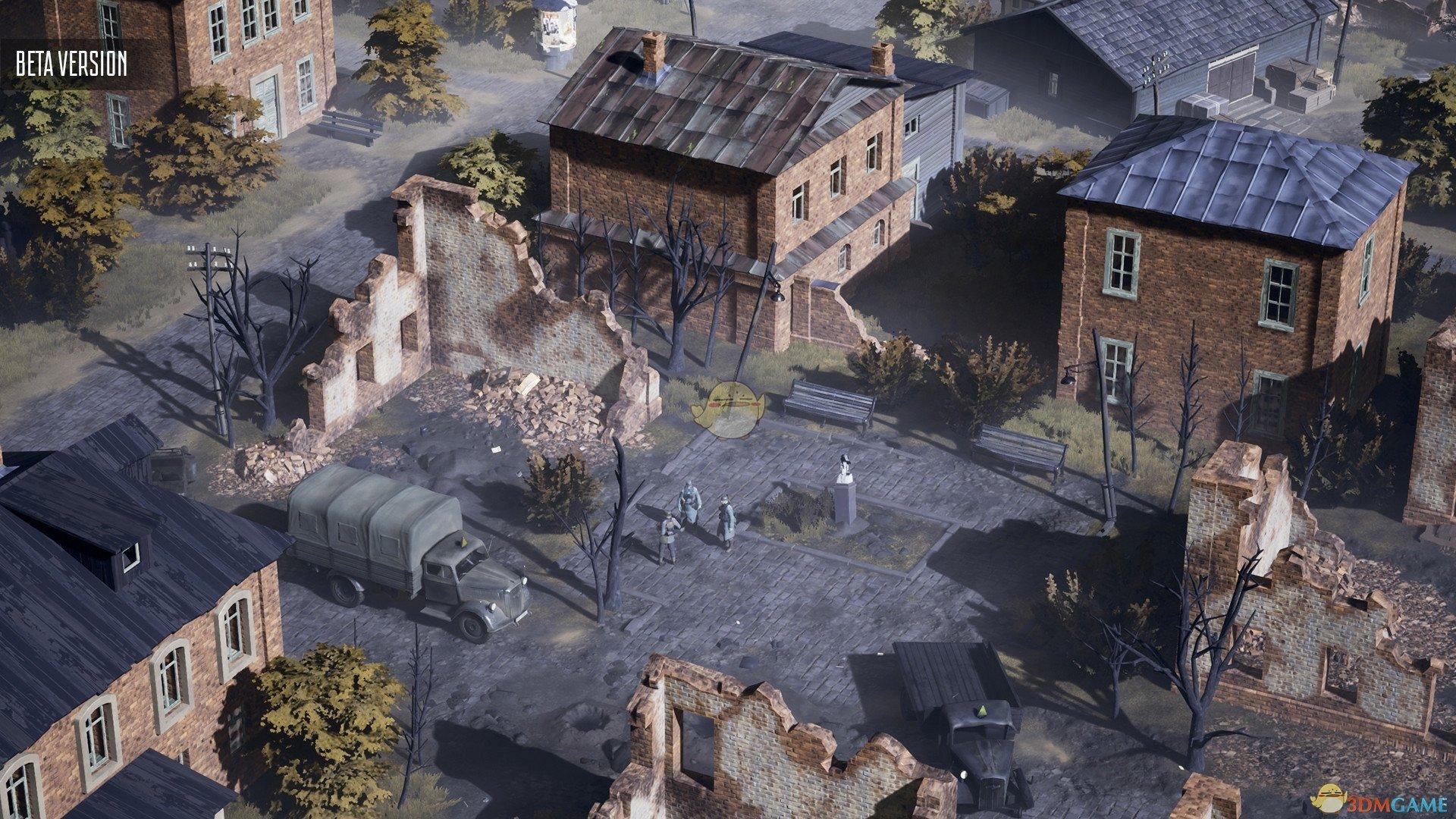 《游击队1941》游戏特色内容一览