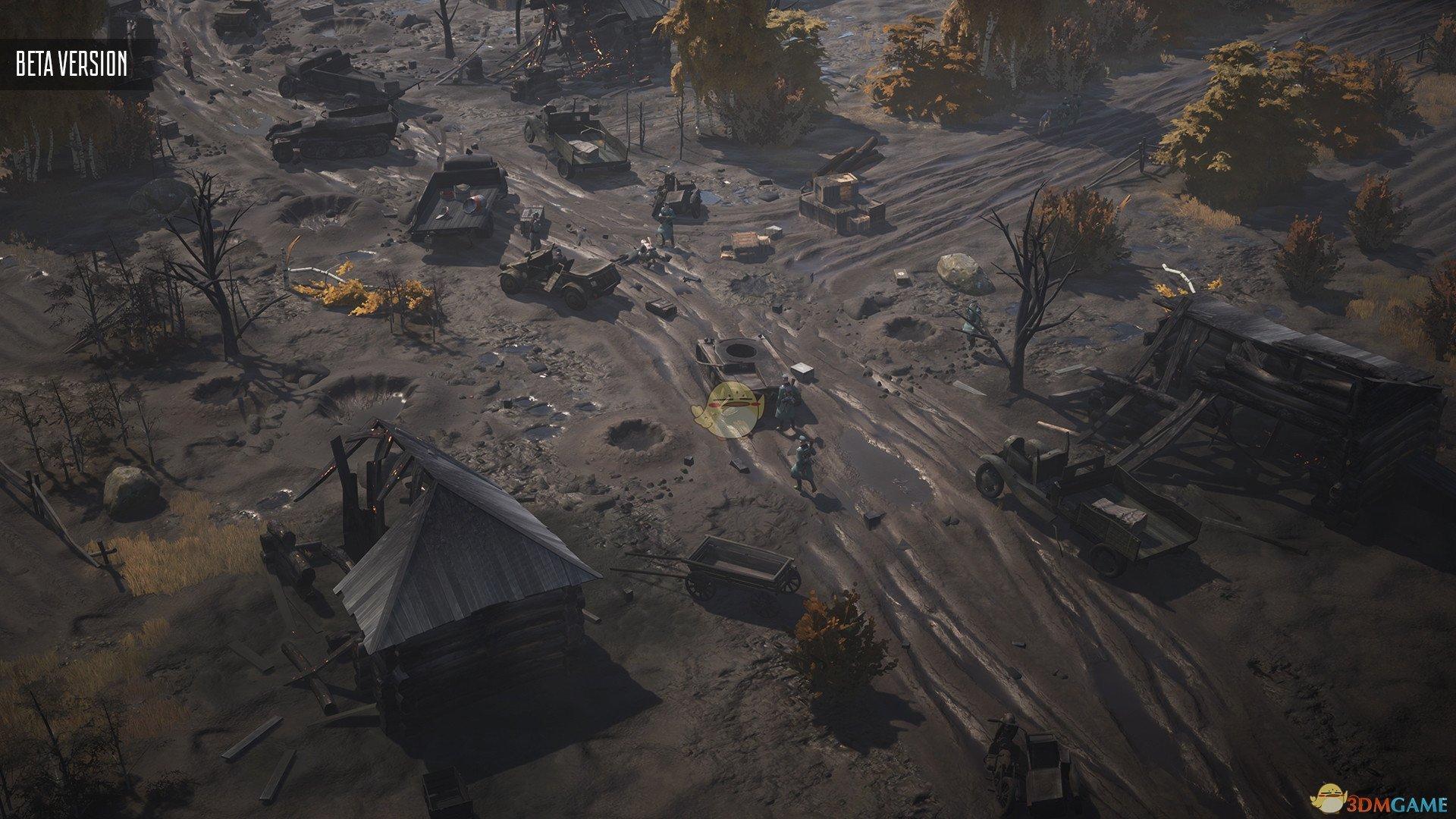 《游击队1941》游戏背景故事介绍