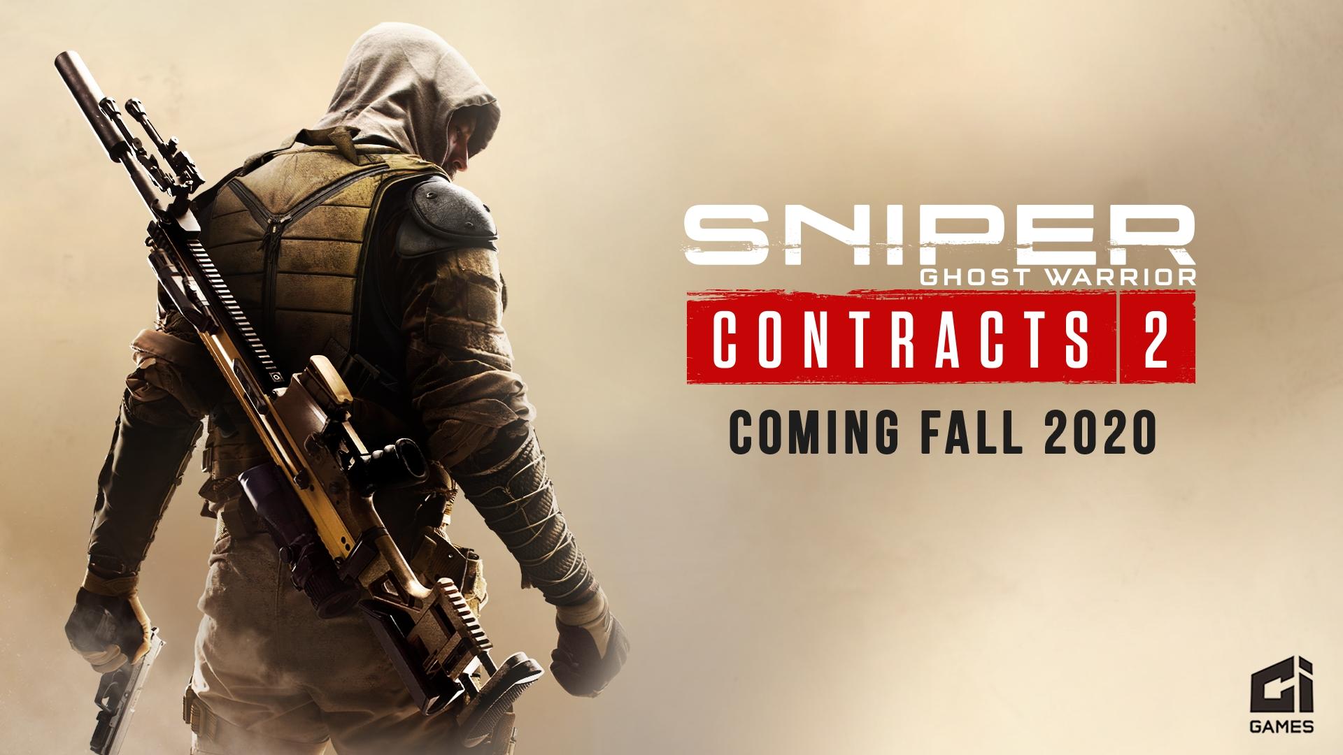 《狙击手:幽灵战士契约2》公布 今年秋季发售